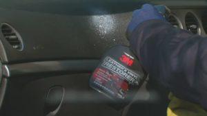 Dung dịch bảo dưỡng da, nhựa, nội thất ô tô 3M