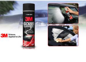 Chai xịt rửa kính xe 3M Glass Cleaner 08888