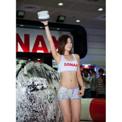 Bọt biển rửa xe Sonax 2in1 Multisponge SONAX 428000 - phongson.com