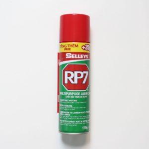 Dầu chống rỉ sét và bôi trơn đa dụng RP7 - phongson.com