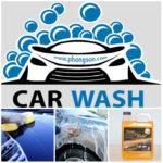 Nước rửa xe ô tô Abro Premium Gold Car Wash 946ml