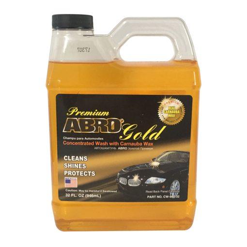 Nước rửa xe đậm đặc Abro Car Wash 946ml - US - phongson.com
