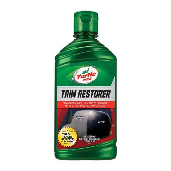 Phục hồi nhựa đen Turtle Wax Trim Restorer 296ml - phongson.com