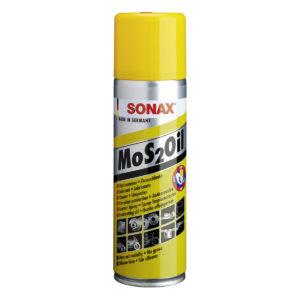 Dầu đa dụng chống rỉ sét, chống ăn mòn Sonax Mos2Oil
