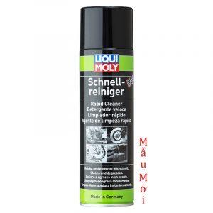 Tẩy Rửa Dầu Mỡ Phanh Thắng Liqui Moly Rapid Cleaner 3318 500ml (1)