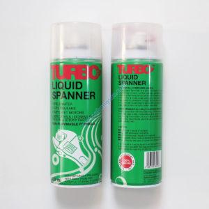 Dầu chống rỉ sét Turbo Liquid Spanner 450 ml - phongson.com