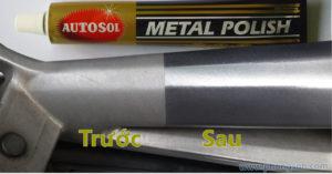 Kem làm sáng kim loại Autosol Metal Polish