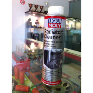 Vệ sinh két nước Liqui Moly Radiator Cleaner