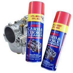 Súc vệ sinh bình xăng con Abro Carb & Choke Cleaner