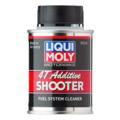 Phụ gia tẩy cặn Carbon Liqui Moly 4T Additive Shooter 80ml