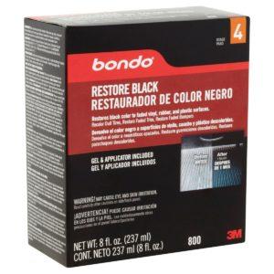 Phục hồi nhựa đen 3M Bondo 237ml