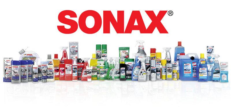 Sản phẩm chăm sóc xe Sonax