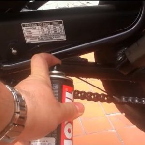 Chai xịt sên Motul C4 - Motul C4 Chain Lube Factory Line