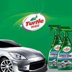 Đánh bóng sơn nhanh Turtle Wax Express Shine 473ml