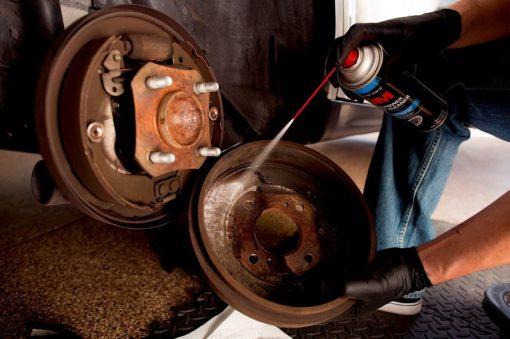 Vệ sinh dầu mỡ, thắng đĩa 3M High Power Brake Cleaner 08880 397g