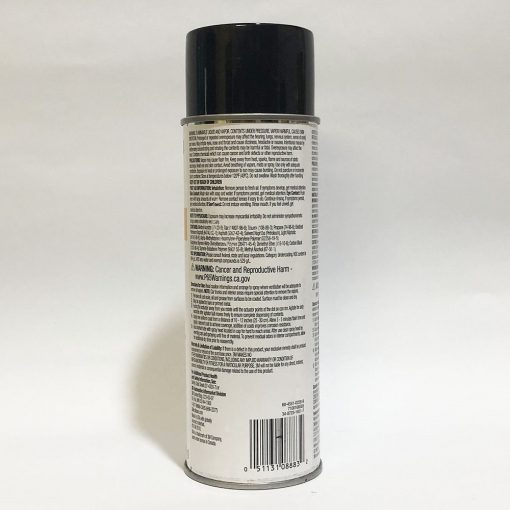 Chai xịt sơn phủ gầm đen 3M 08883 Rubberized Undercoating Black 560g