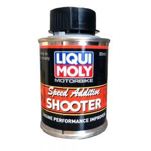 Phụ gia tăng tốc động cơ Liqui Moly Speed Additive Shooter 7915 80ml