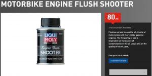 Súc động cơ xe máy Liqui Moly Engine Flush Shooter 20597