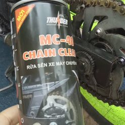 Chai xịt rửa sên thunder mc-40 chain cleaner - phongson.com