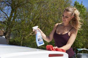 Dung dịch làm bóng nhanh sơn xe Sonax Extreme 750ml