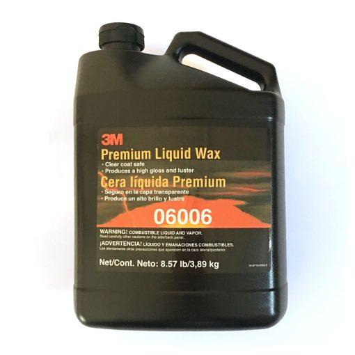 Wax đánh bóng tạo độ bóng sâu 3M Premium Liquid Wax 06006