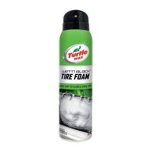 Bảo dưỡng và phục hồi lốp xe Turtle Wax Tire Foam & Shine