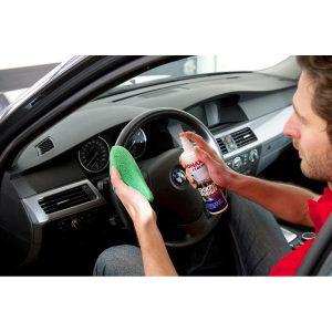 Bảo dưỡng và phục hồi nhựa trong xe Sonax Xtreme Cockpit cleaner matt effect 283200 300ml