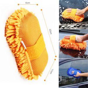 Bọt biển rửa xe ô tô, xe máy