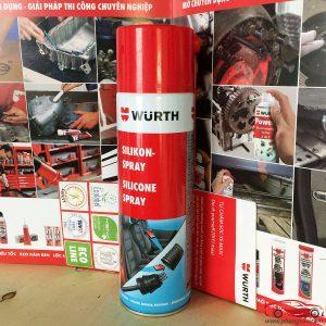 Chai xịt Wurth Silicone Spray - phongson.com