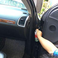 Dung dịch bôi trơn dạng khô Wurth Adhesive Lubricant HHS Drylube 400ml - phongson.com