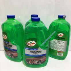 Nước rửa xe đậm đặc Turtle Wax High Shine Car Wash - phongson.com