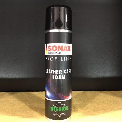 Làm sạch và bảo dưỡng da Sonax Leather Care Foam 400ml