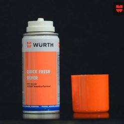 Khử mùi diệt khuẩn nội thất xe ô tô Wurth Quick Fresh Active - phonson.com