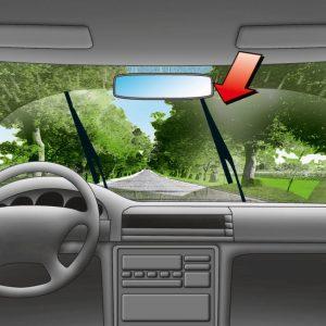 Nước rửa kính Ô tô Wurth Rapid windscreen cleaner - phongson.com