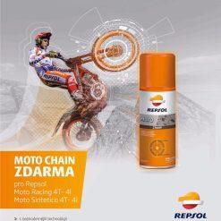 Chai dưỡng sên Repsol Moto Chain Lube - phongson.com