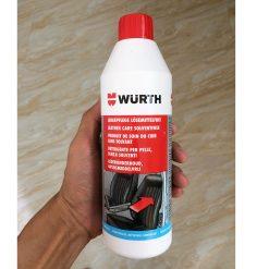 Làm sạch và bảo dưỡng da Wurth Leather Care - phongson.com