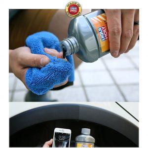 Phục hồi nhựa đen Liqui Moly Plastic Care (black) 250ml