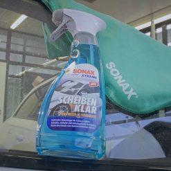 Nước lau kính cao cấp Sonax Xtreme Glass clear - phongson.com