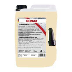 Nước rửa xe Sonax Gloss Shampoo 5 lít - phongson.com