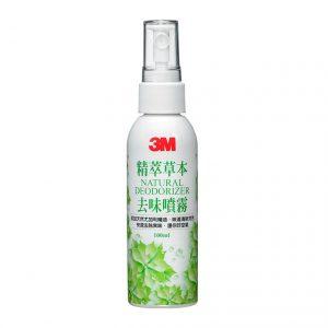 Chai Xịt khử mùi 3M Natural Deodorizer 100ml