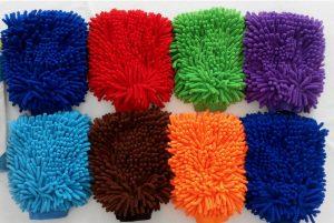 Găng tay rửa xe ô tô PSA Gloves Car Wash