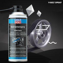 Bảo dưỡng dây curoa Liqui Moly 4085 V-Belt Spray