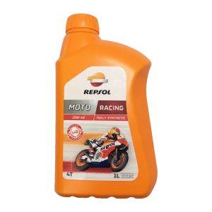 Nhớt Repsol Moto Racing 4T 10W-40 1 lít - phongson.com