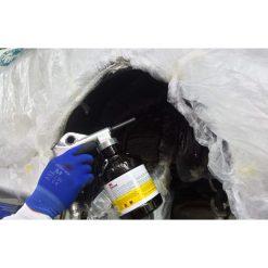 sơn phủ gầm 3m underseal 1 lít đen - phongson