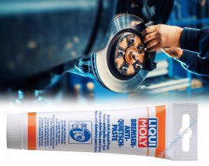 Mỡ tra phanh thắng Liqui Moly Brake Anti-Squeal Paste 100g - phongson.com
