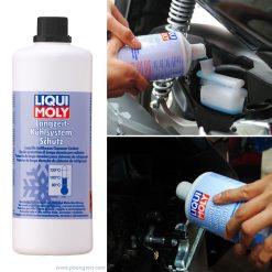 nước làm mát động cơ liqui moly xanh 6921 1l - phongson