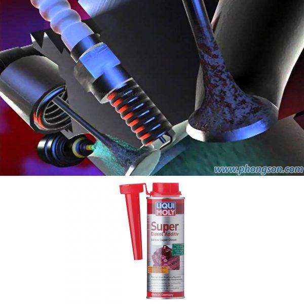 ... súc béc dầu liqui moly super diesel additive 1806 - phongson.com