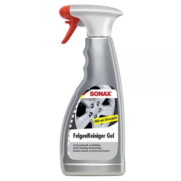 Dung dịch rửa vành mâm ô tô Sonax Rim Cleaner 429200