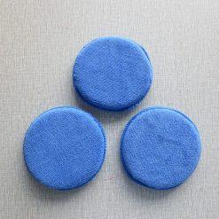 Bọt biển bọc Microfiber thoa dung dịch bảo dưỡng xe