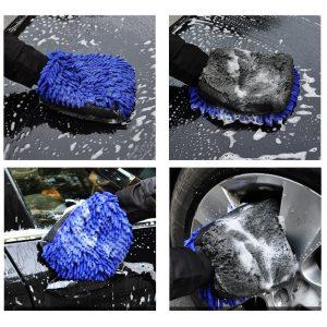 Găng tay rửa xe ô tô 2618XXD Car Wash Mitt